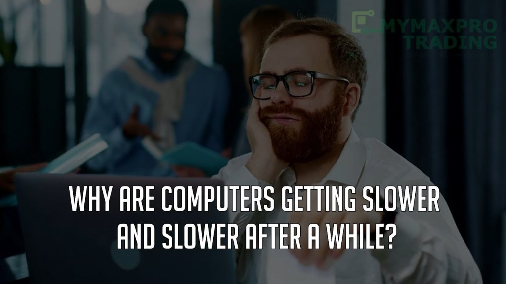 Why Are NEW Office Computers Slow?